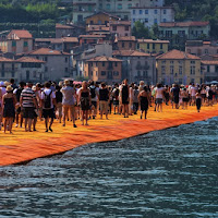 The Floating Piers di