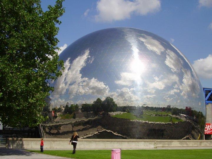 Géode - Il cielo in una sfera di cucs78