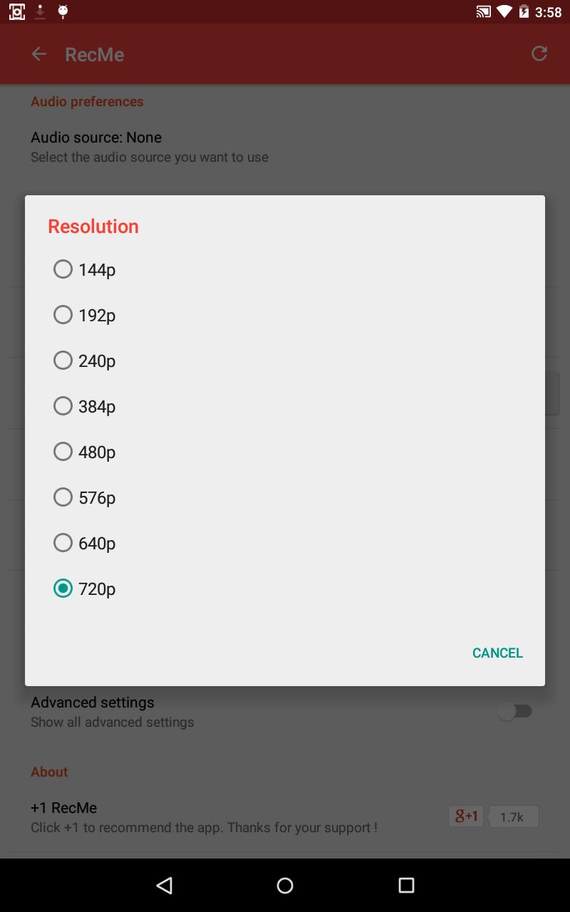 RecMe Screen Recorder Screenshot 18