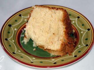 Texas Coconut Pound Cake Recipe