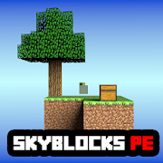 Skyblocks Map for Minecraft PE