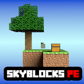 Map Skyblocks for MCPE