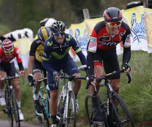 Opmerkelijk: De koers is écht van ons (en Valverde)