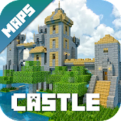 Best Castle Maps for MCPE
