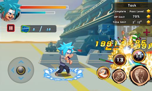 Ultimate Ninja Legend: Shinobi Fighter - náhled