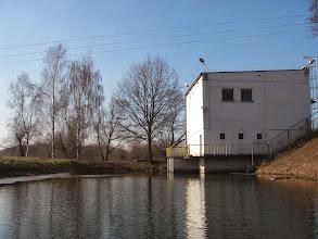 Photo: odpływ na elektrownię Łagisza