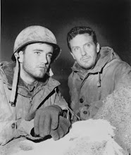 Photo: Robert Walker Jr and Robert Stack