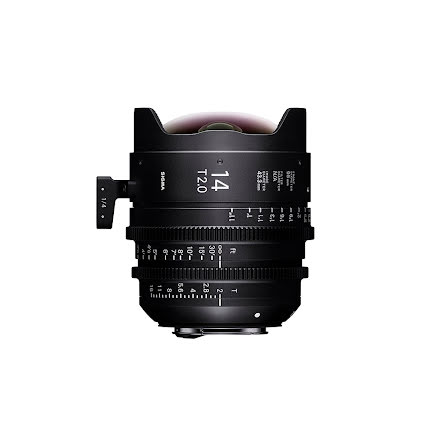 Sigma Cine 14mm T2 FF (Metric)