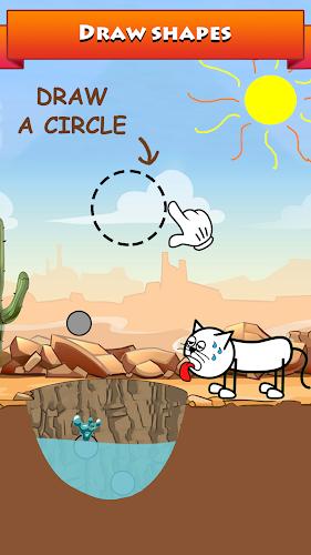 Hello Cats Android App Screenshot