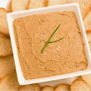 Brandied Chicken Liver Pate Recipe