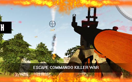 逃脫突擊隊:戰爭殺手|玩動作App免費|玩APPs