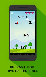 Flappy Math screenshot 1