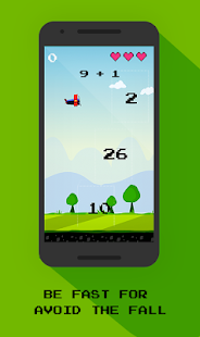 Flappy Math- screenshot thumbnail