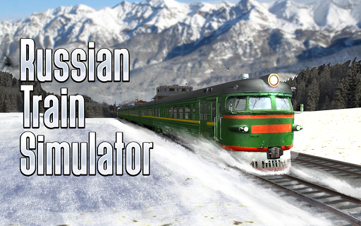 Russian Train Driver Simulator  screenshots 5