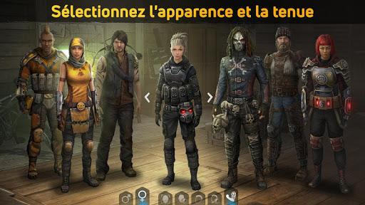 Code Triche Dawn of Zombies: Survival (Survie en Ligne) apk mod screenshots 1