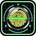 Fingerprint Magic Lock Joke icon