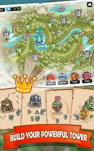 Kingdom Defense 2: Empire Warriors - Premium Screenshot