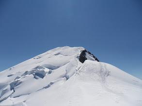 Photo: Mirando hacia la cima.