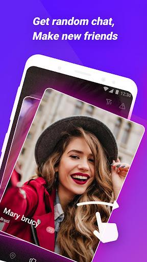 ParaU: Swipe to Video Chat & Make Friends screenshot 2