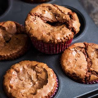 Mini Coconut Brownies
