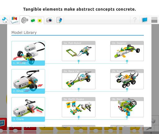 WeDo 2.0 LEGOu00ae Education 1.8.26 screenshots 2