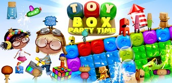 Toy Box Party Time : Blast Cubes