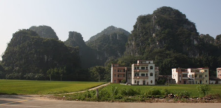 Photo: Day 208 - Limestone Pinnacles in SW Guangdong Province #3