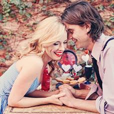 Wedding photographer Alena Fedorenko (Anokiart). Photo of 26.09.2014