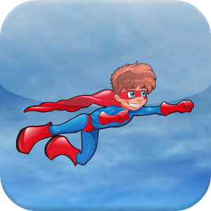 Funny Superhero Great Escape for PC and MAC