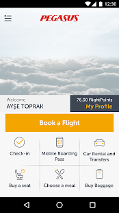 Pegasus: Book Cheap Flights - náhled