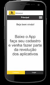 Moto Sinal - Cliente screenshot 4