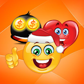 Love Chat & Funny Stickers