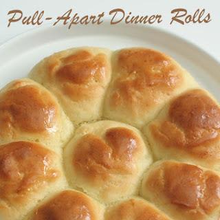 Pull Apart Dinner Rolls - GF