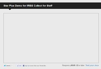 Photo: screencastomatic java error in webtour - collaborate