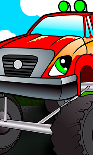 Monster Truck Kids: Free games