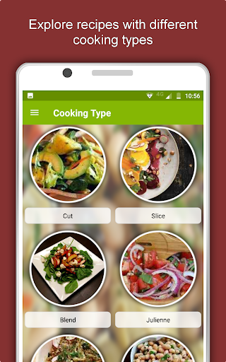 Salad Recipes: Healthy Foods with Nutrition & Tips 2.2.4 screenshots 12