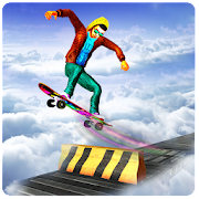 Impossible Skateboard Games