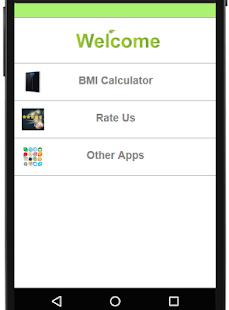 BMI Calculator for PC-Windows 7,8,10 and Mac apk screenshot 1