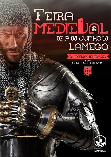 Inscrições abertas para participar na Feira Medieval de Lamego