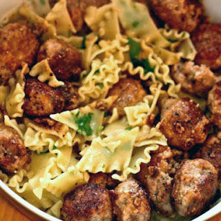 Pork and Lemon 'Polpettine' Meatballs Recipe