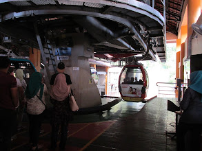 Photo: Start of Langkawi Cable car (to Sky Bridge)