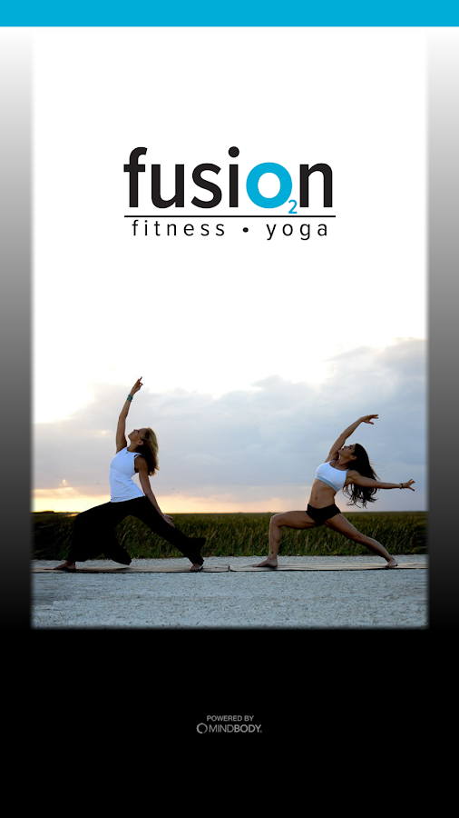 Fusion Fitness and O2 Yoga- screenshot