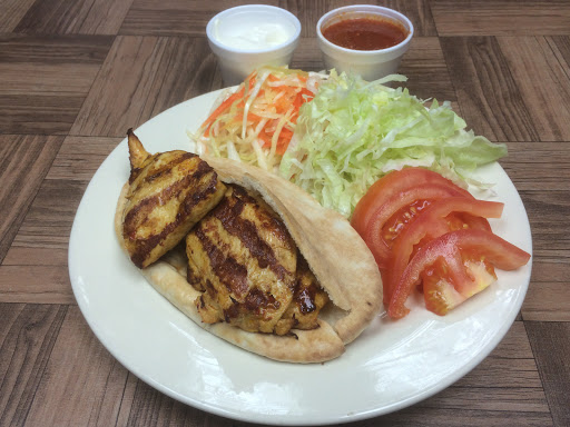 36. Chicken Kebab