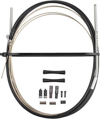 SRAM SlickWire Brake Cable and Housing Kit - Road, 5mm, Kevlar Coated alternate image 0