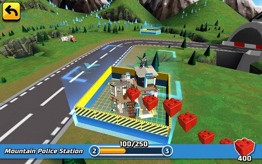 LEGO® City game - new Mountain Police fun! screenshot 18