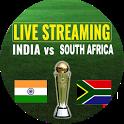 Live Cricket Match -Cricket TV, guide India vs SA icon