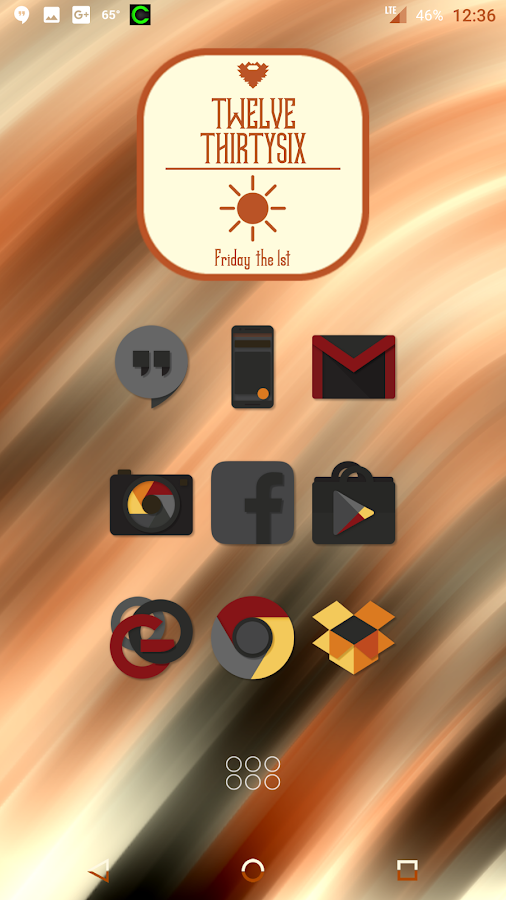 Desaturate - Free Icon Pack- screenshot