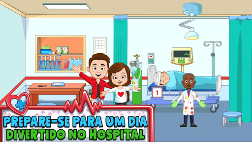 My Town : Hospital screenshot 5