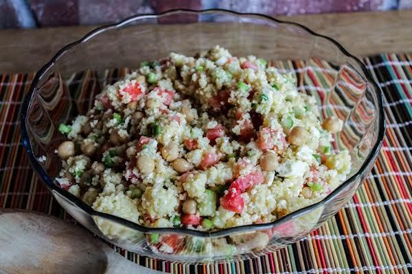 Garden Couscous Salad Recipe