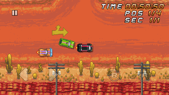 Super Arcade Racing MOD (Unlimited Gold Coins) 2
